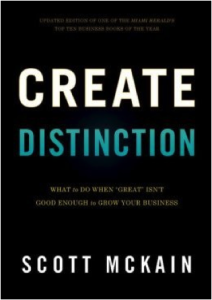 distinction book