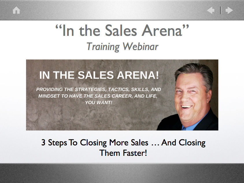 3 Steps To Closing More Sales